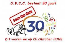 30 jarige bestaan ovcc